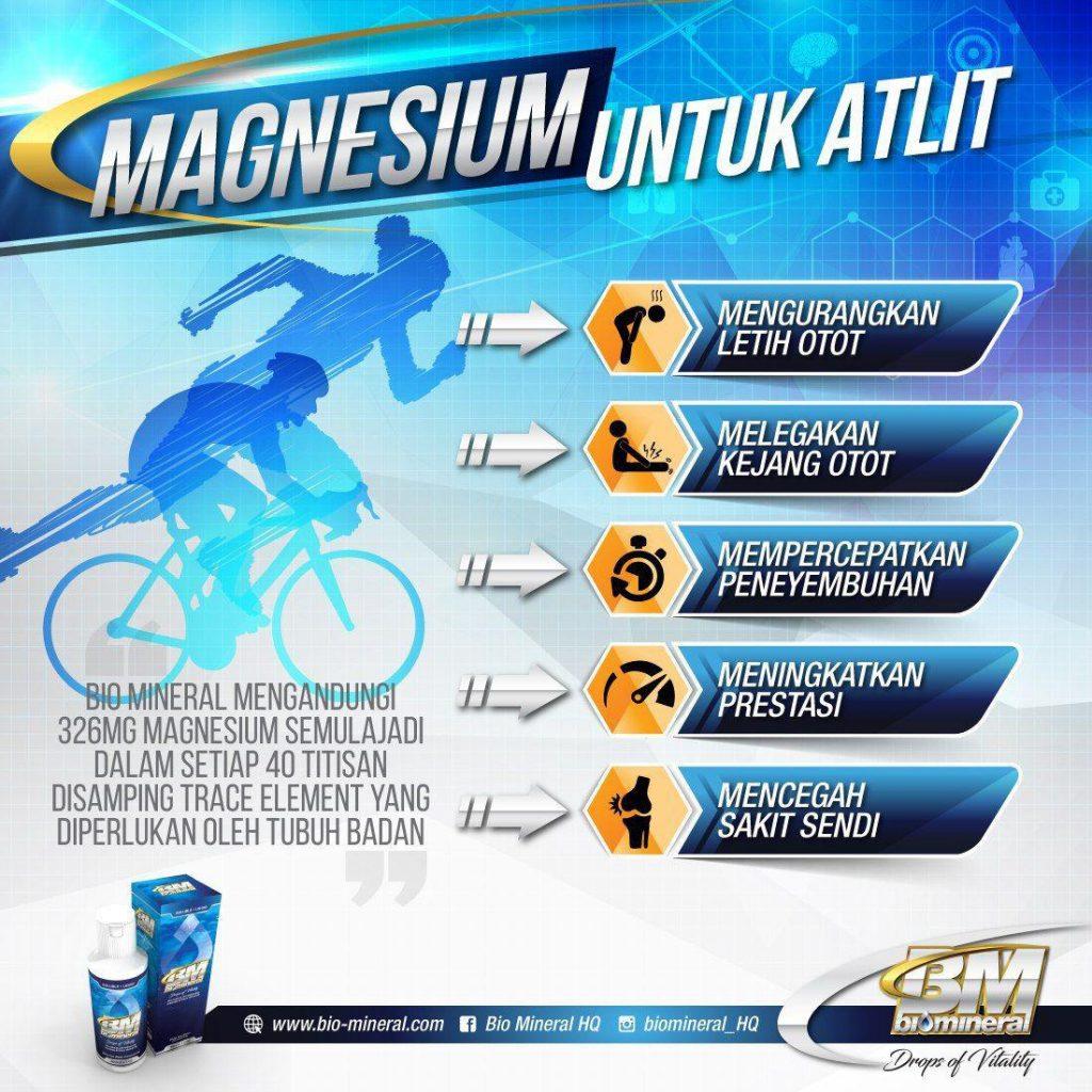 mineral magnesium supplemen terbaik untuk atlit bio mineral drop