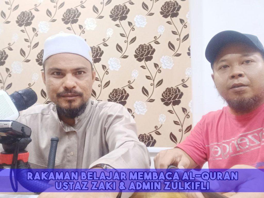 panduan belajar membaca iqra buku 1 iqra buku 2 buku 3 buku 4 iqra 5 iqra 6 dan al quran bersama ustaz zaki dan admin zulkifli