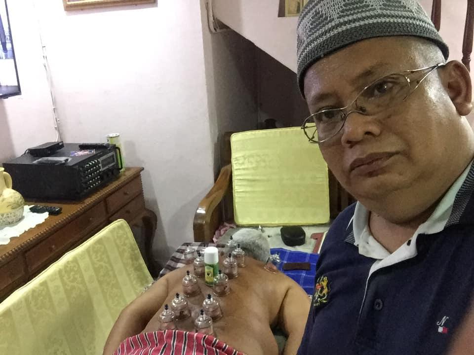 teknik urutan badan yang pelabagai dari tukang urut lelaki di johor bahru