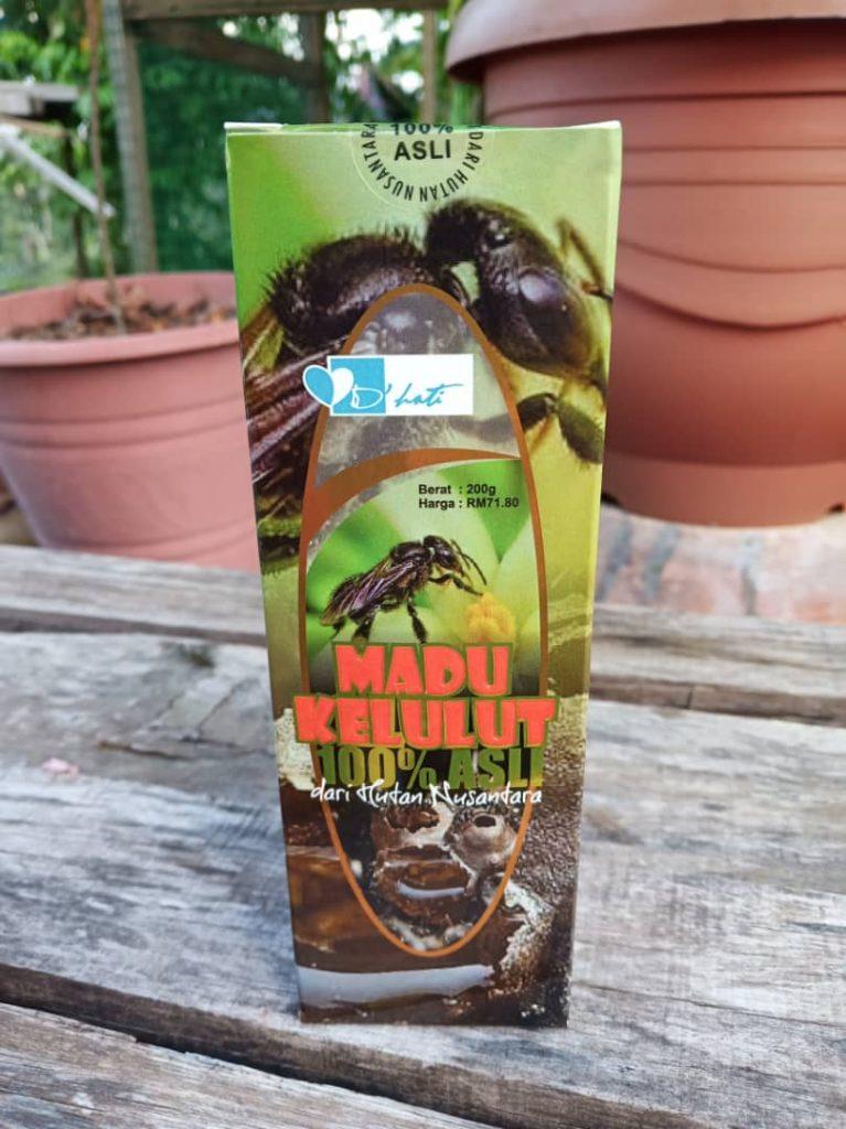 dhati madu kelulut asli dari hutan madu kelulut shah alam pembekal pengedar penjual madu lebah kelulut dari hutan di shah alam dan seluruh malaysia