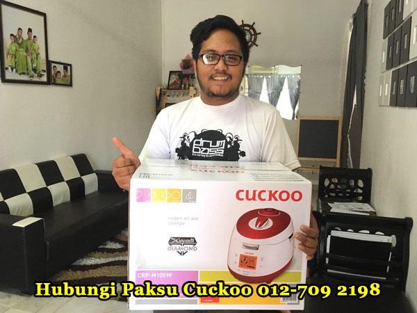 testimoni pengguna puashati guna periuk serbaguna cuckoo pressure multi cooker red m10 mudah urusan memasak periuk serbaguna terbaik dan murah