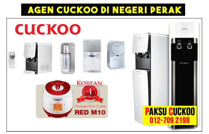 agen cuckoo di perak cara jadi agen jual penapis air cuckoo penapis udara cuckoo multicooker cuckoo produk cuckoo di negeri perak
