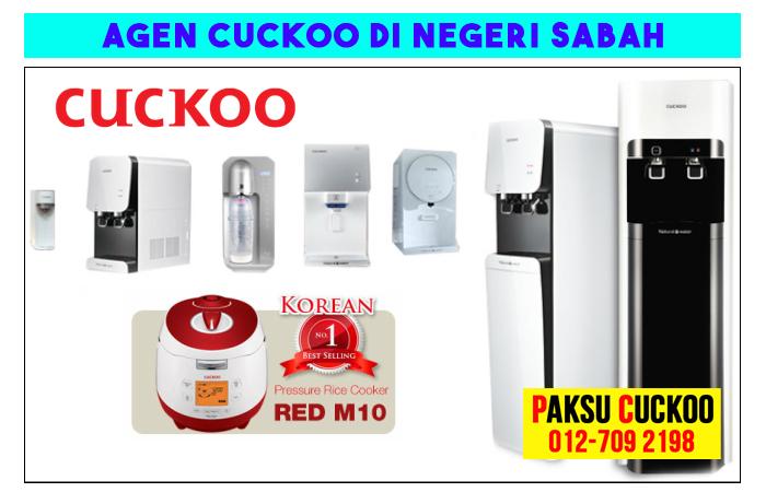 agen cuckoo di sabah cara jadi agen jual penapis air cuckoo penapis udara cuckoo multicooker cuckoo produk cuckoo di negeri sabah
