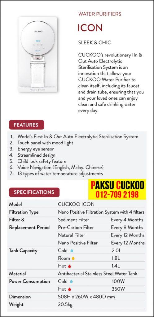 beli penapis air cuckoo icon top cuckoo water purifier icon top beli secara online penapis air terbaik di malaysia cuckoo vs coway mana yang terbaik water filter terbaik di malaysia icon top the best water filter in malaysia
