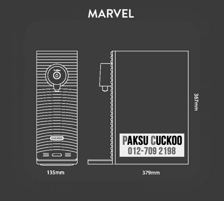 pasang penapis air cuckoo marvel dengan spesifikasi dan review penapis air yang terbaik di malaysia bagaimana atau macam mana nak jadi agen cuckoo