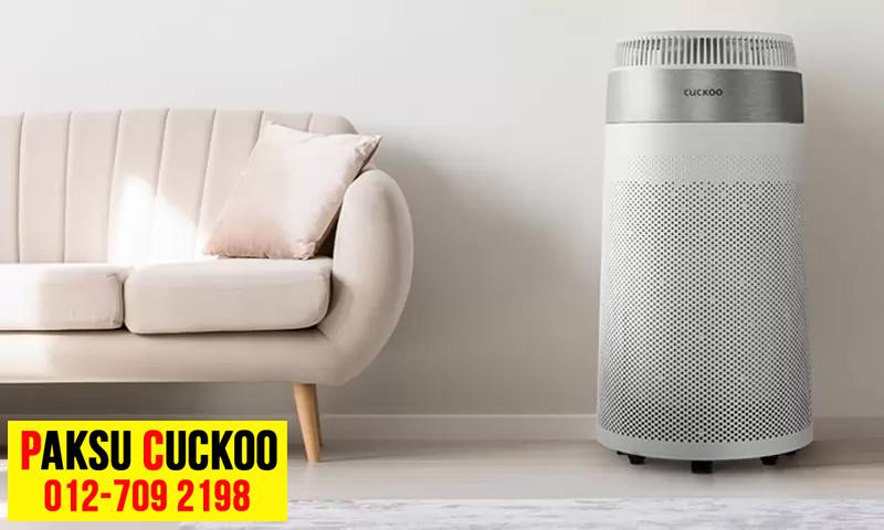 pasang penapis udara terbaik the best air purifier in malaysia