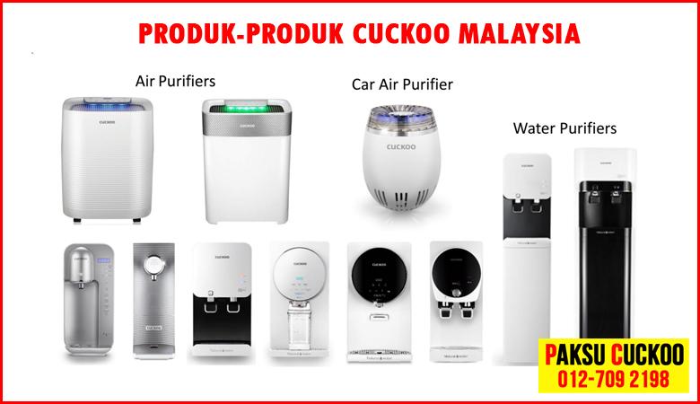 daftar beli pasang sewa semua jenis produk cuckoo dari wakil jualan ejen agent agen cuckoo raub dengan mudah pantas dan cepat
