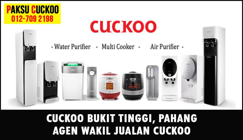 paksu cuckoo merupakan wakil jualan cuckoo ejen agent agen cuckoo bukit tinggi yang sah dan berdaftar di seluruh negeri pahang