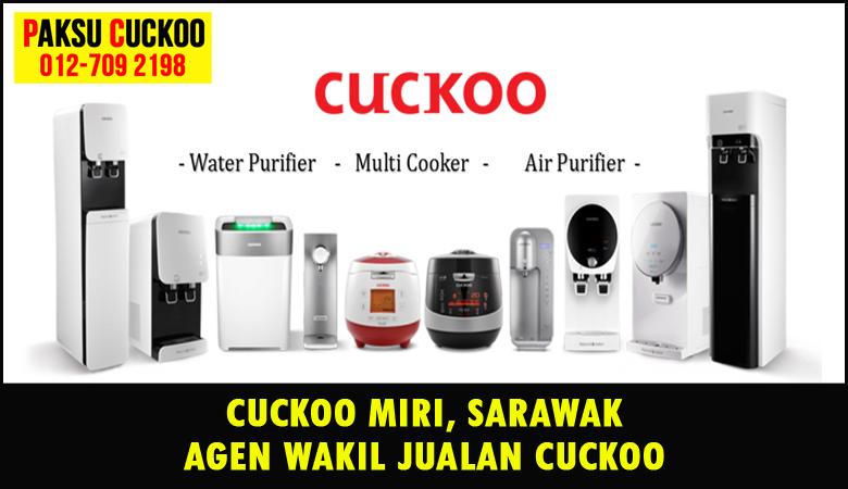 paksu cuckoo merupakan wakil jualan cuckoo ejen agent agen cuckoo miri yang sah dan berdaftar di seluruh negeri sarawak
