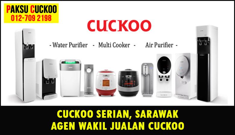 paksu cuckoo merupakan wakil jualan cuckoo ejen agent agen cuckoo serian kuching yang sah dan berdaftar di seluruh negeri sarawak