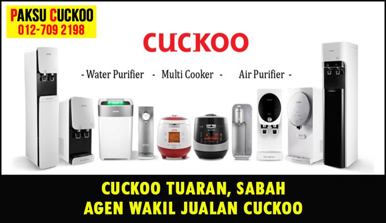paksu cuckoo merupakan wakil jualan cuckoo ejen agent agen cuckoo tuaran kota kinabalu yang sah dan berdaftar di seluruh negeri sabah