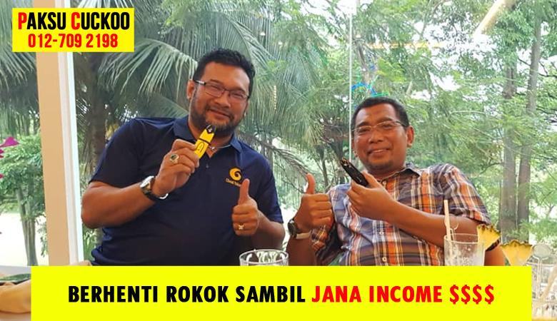 berhenti merokok duit mari berhenti rokok jana pendapatan tambahan yang lumayan dengan bosstick vape pod asia malaysia