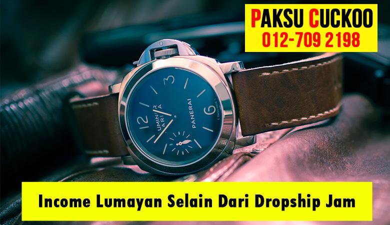 berkongsi peluang perniagaan bisnes yang menguntungkan lumayan dan trending masa kini selain dari bisnes dropship jam tangan malaysia berjenama dan original