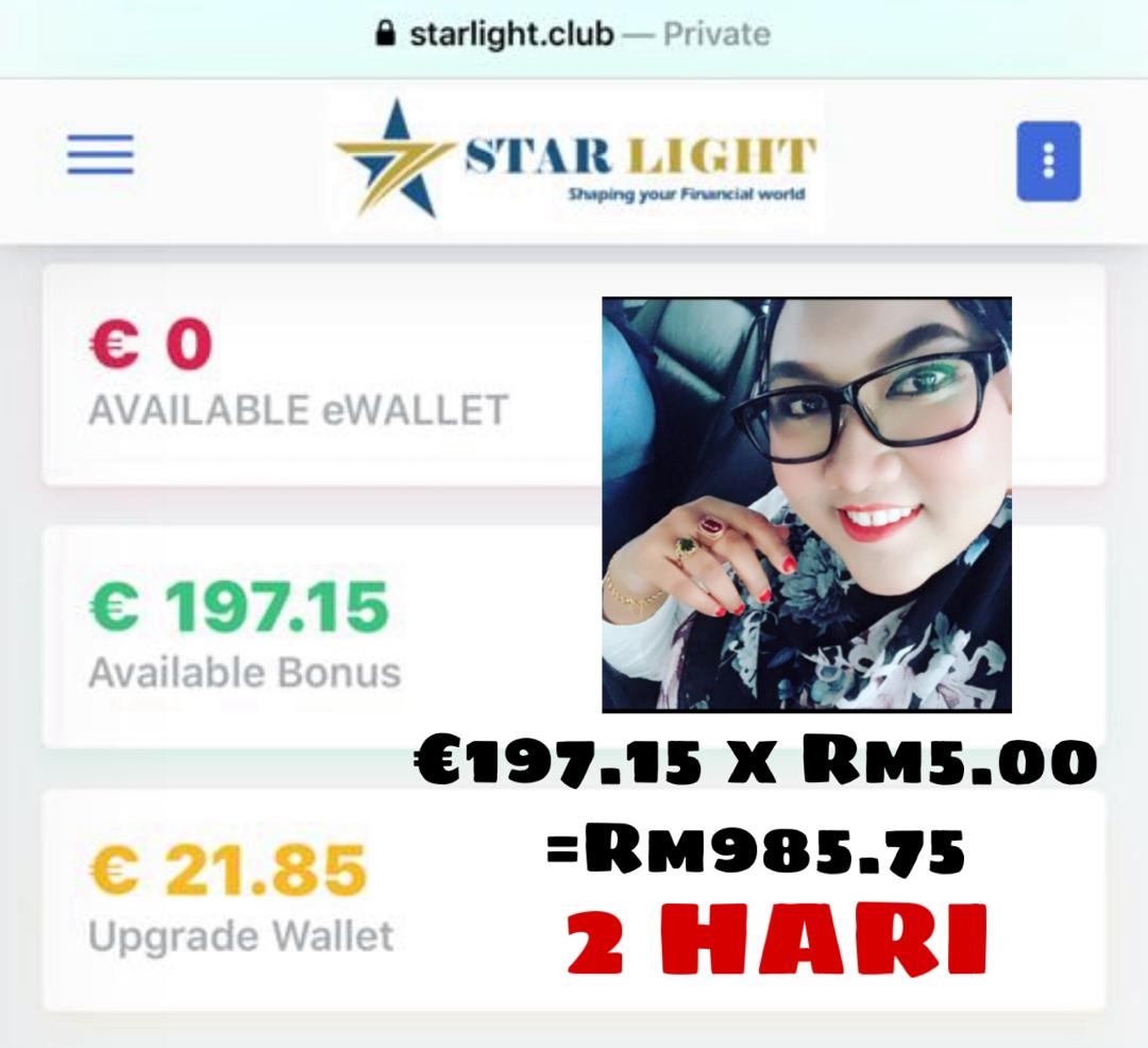 1 menjana pendapatan dengan program affiliate starlight tv jana income dari rumah untuk surirumah