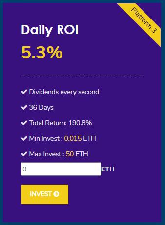 kumpul simpan dan gandakan aset digital ethereum bitcoin roi ethereum daily roi 5.3% di ethereum union dapat keuntungan ethereum setiap hari yang lumayan
