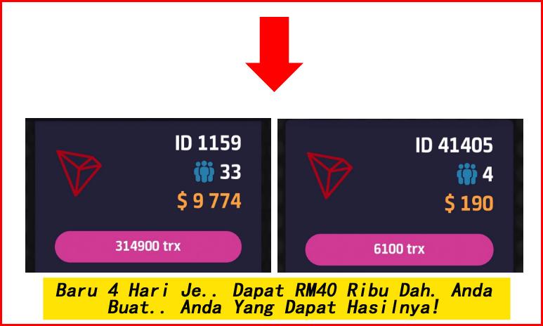 pendapatan dari forsage trx tron coin smart contract dari forsage io pendapatan besar kumpul aset digital terbaik
