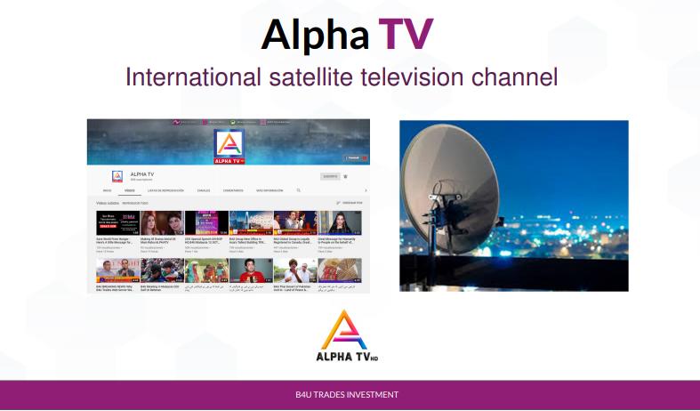 alpha tv by b4u trades investment pelaburan pasif income yang menguntungkan pelaburan pasif income terkini pelaburan pasif tahun 2020 2021 2022 2023 2024