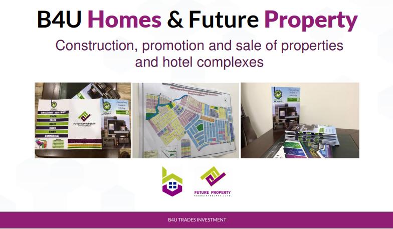 b4u homes and future property pendapatan pasif paling selamat di malaysia pendapatan pasif terbaik di malaysia pelaburan pasif income terkini