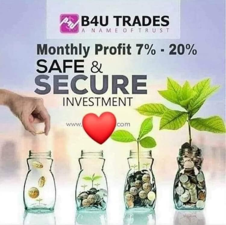menjana keuntungan dan pendapatan pasif setiap bulan di b4u dengan cara yang selamat terbaik syarikat pelaburan yang kukuh