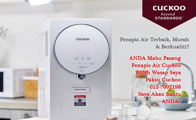 penapis air terbaik murah dan berkualiti water filter yang terbaik di malaysia 2019