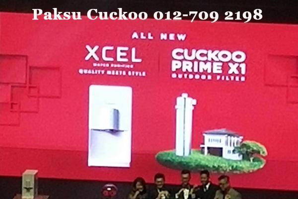 penapis air cuckoo xcel percuma cuckoo outdoor water prime x1