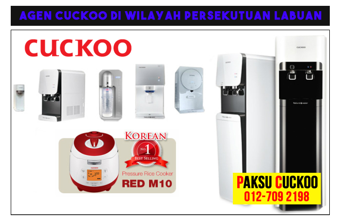agen cuckoo di labuan cara jadi agen jual penapis air cuckoo penapis udara cuckoo multicooker cuckoo produk cuckoo di wilayah persekutuan labuan