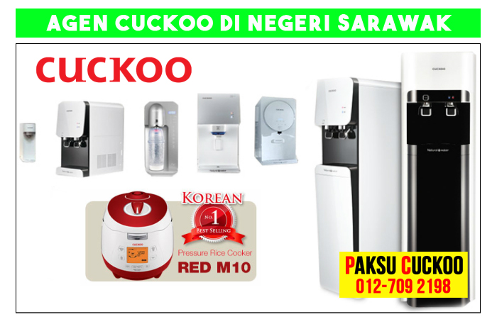 agen cuckoo di sarawak cara jadi agen jual penapis air cuckoo penapis udara cuckoo multicooker cuckoo produk cuckoo di negeri sarawak