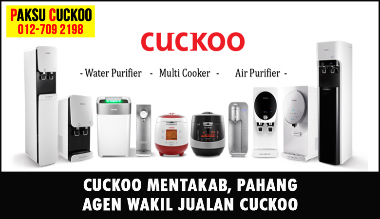 paksu cuckoo merupakan wakil jualan cuckoo ejen agent agen cuckoo mentakab yang sah dan berdaftar di seluruh negeri pahang