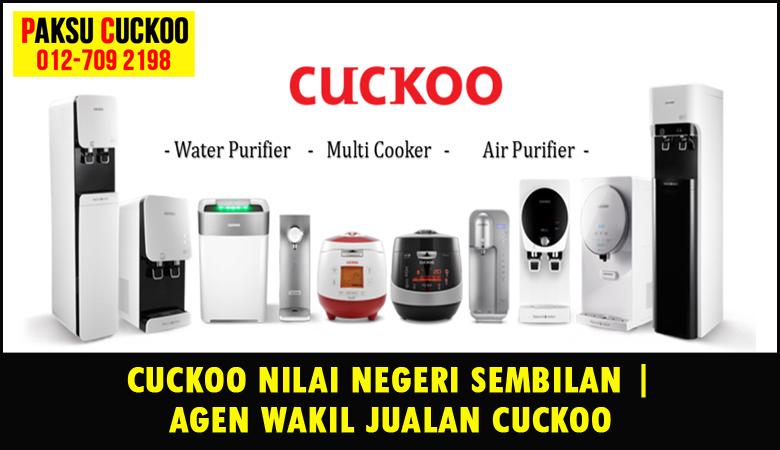 paksu cuckoo merupakan wakil jualan cuckoo ejen agent agen cuckoo nilai yang sah dan berdaftar di seluruh negeri sembilan
