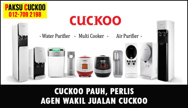 paksu cuckoo merupakan wakil jualan cuckoo ejen agent agen cuckoo pauh yang sah dan berdaftar di seluruh negeri perlis