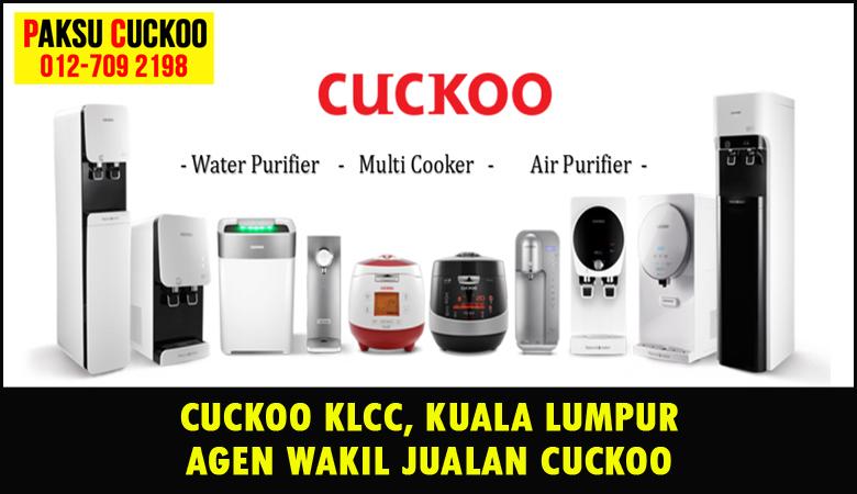paksu cuckoo merupakan wakil jualan cuckoo ejen agent agen cuckoo klcc yang sah dan berdaftar di seluruh kuala lumpur KL