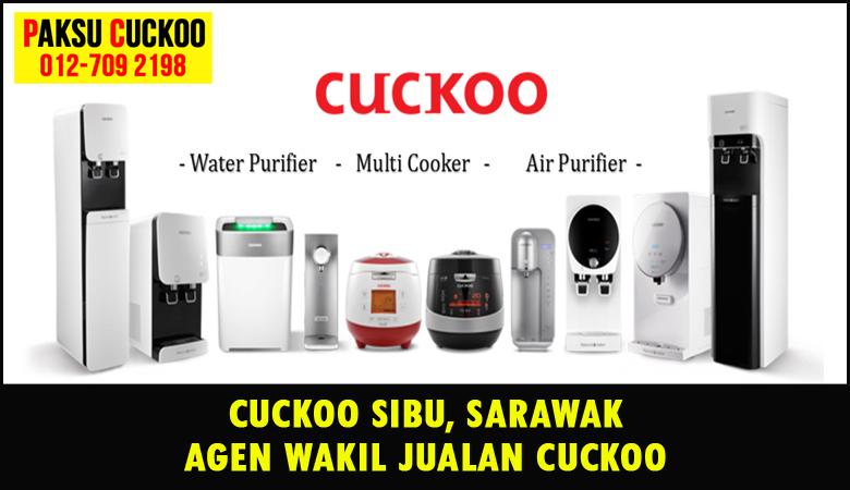 paksu cuckoo merupakan wakil jualan cuckoo ejen agent agen cuckoo sibu yang sah dan berdaftar di seluruh negeri sarawak