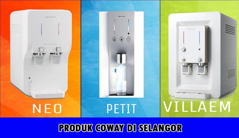daftar beli sewa pasang produk penapis air coway dan penapis udara coway dari agent ejen agen Coway Selangor shah alam dengan promosi terkini terbaru coway