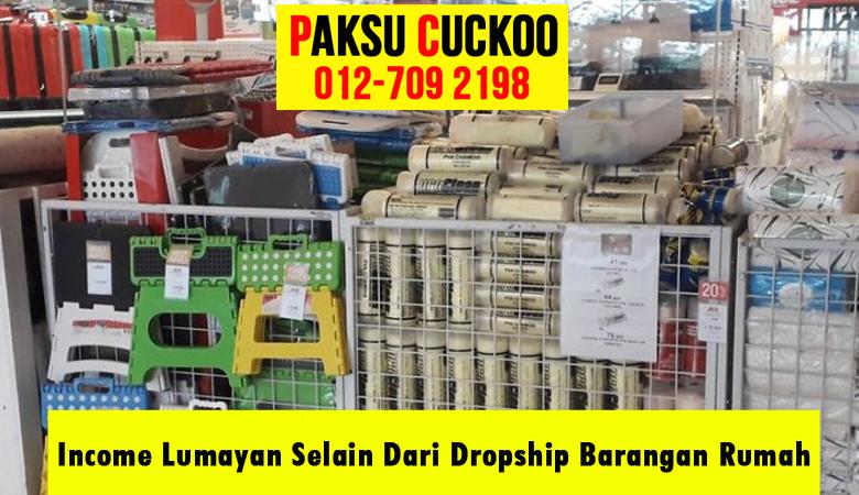 Dropship Barangan Rumah Lottepi