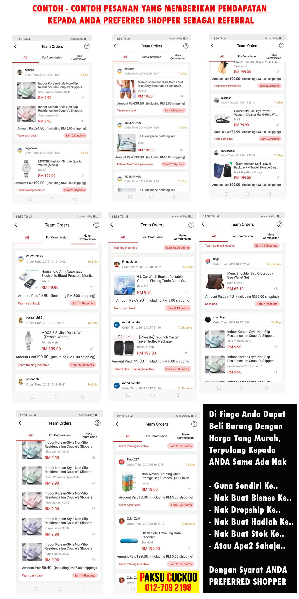 beli barang di fingo harga yang murah dropship barang direct dari kilang di china bisnes sambilan part time yang menguntungkan