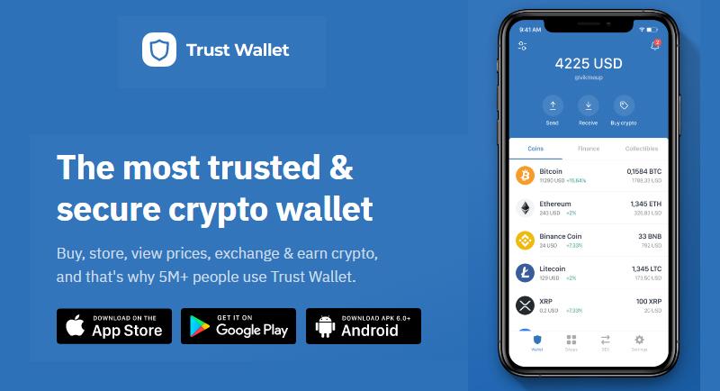 download trust wallet untuk mula buat bisnes di forsage malaysia