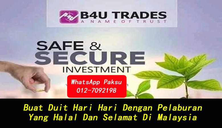Buat Duit Hari Hari Dengan Pelaburan Yang Halal Dan Selamat Di Malaysia pelaburan pasif income yang menguntungkan investment yang menguntungkan di malaysia