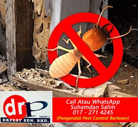 pest control operator pesticide applicator license pengendali kawalan serangga pest control berlesen dengan kementerian pertanian malaysia Kampung Datuk Keramat kl