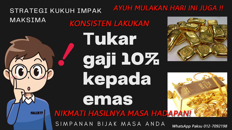 akaun simpanan emas digital yang terbaik di malaysia dari quantum metal